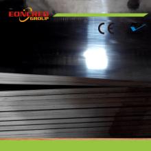 O filme de 610 * 2440 * 18mm enfrentou a madeira compensada / a madeira compensada de cofragem para Kuwait