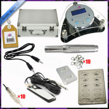 2015 neueste Augenbraue Permanent Make-up Stift digitale Tattoo Maschine Kits