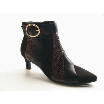 Hot Seller Damenstiefel Thin Heel Ankle Boots
