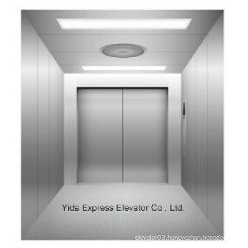 Painted Steel Freight Elevator