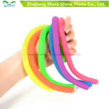 TPR Stretchy String Sensory Fidget Toys Autism Stress Therapy for Kids Adult