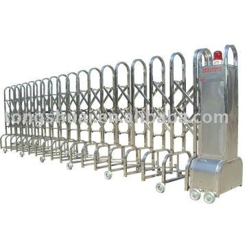 автоматически складывающиеся ворота G