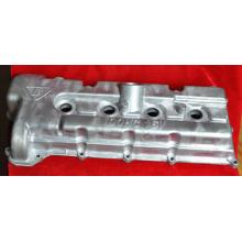 Peças de fundição em alumínio da tampa do motor de 4 cilindros