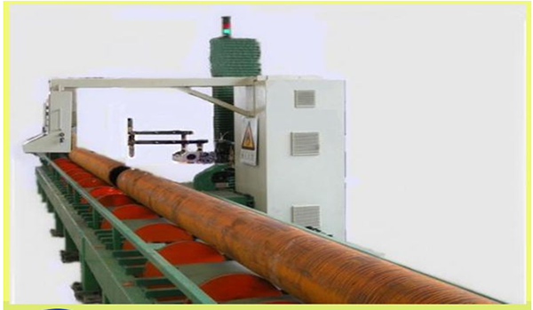 CNC Pipe intersecting line cutting machine
