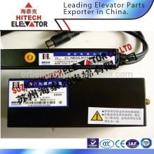 Sensor de segurança para porta de elevador