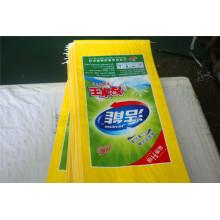 BOPP-Druck mit Laminierung für wasserdichte Verpackung PP gewebte Tasche