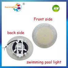 Lumière sous-marine de piscine remplie d'époxyde d'IP68 PC