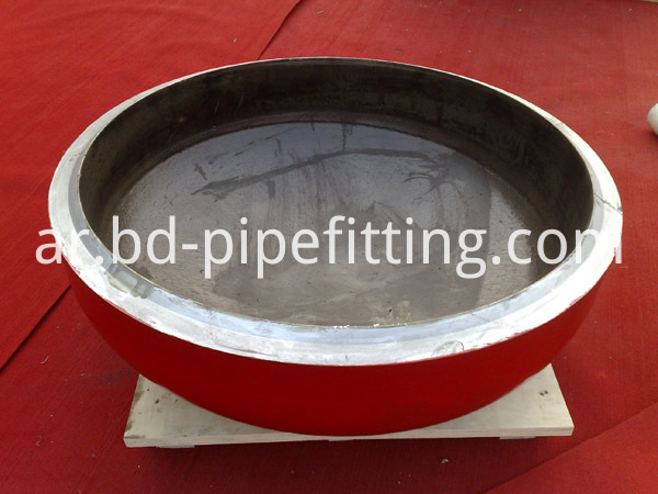 Alloy Steel Pipe Cap