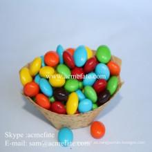 Dulces de chocolate redondos de chocolate al por mayor