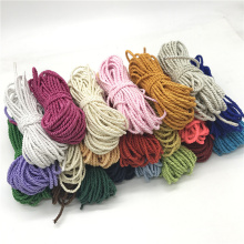 Polypropylene Rope Twisted Charms for Jewelry Making Polypropylene Rope
