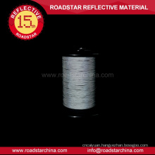 Environmental warning PE reflective thread