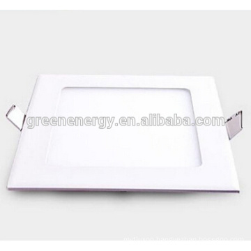 Wholesale square panel light 11W/14W 3 years warranty led panel downlight 14w