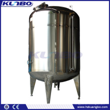 KUNBO SUS 304 Double Layer Milk Storage Cooling Tank