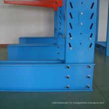 estante voladizo con techo diseño / almacén almacenamiento de madera resistente
