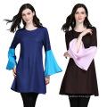 In-Stock Wholesale Middle East Islamic Women Dress Dubai Turkish Abaya