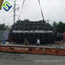 Competitive price pneumatic yokohama floating port marine rubber fender of shipyard