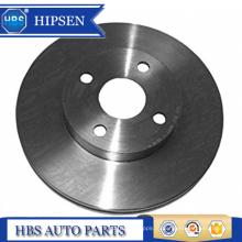 Rotor do disco do freio do eixo dianteiro 255mm AIMCO 31056 para Toyota / Chevrolet / GEO