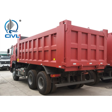 Camion benne 10 roues Congo