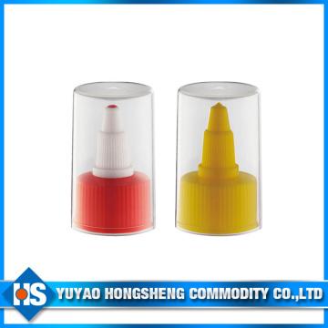 Abridor de garrafa de plástico com tampa de torção UV