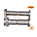 Cold Feed Screw and Barrel for Rubber Extruder Machine