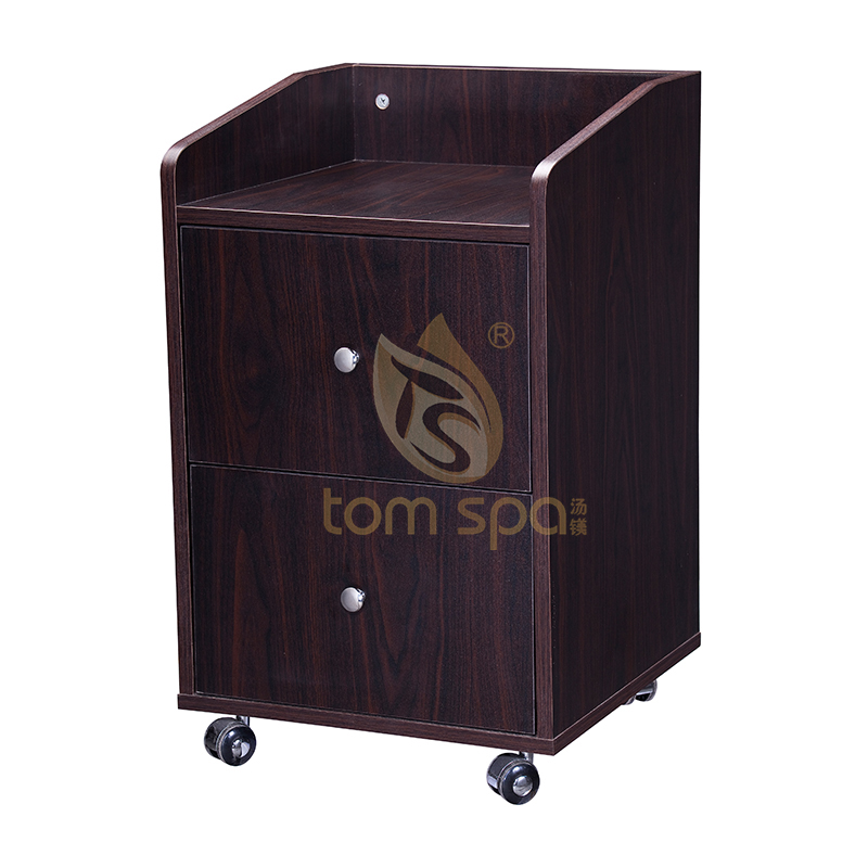 Pedicure Cart with Wheels