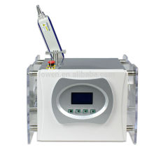 1064&532 nm nd yag laser for tattoo removal