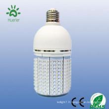 360 degrés avec un ventilateur de refroidissement interne 2000 lumen 100-240v 12v 24v cc 18w 20w 12 éclairage 14 volts avec ampoules led