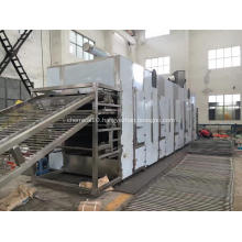 Potassium fertilizer granules dryer equipment