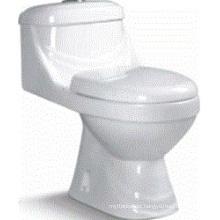 Banheiro cerâmico Washdown One Piece Toilet (6514)