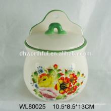 Creative ceramic condiment set