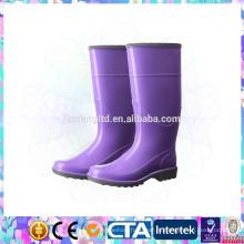 Классические водонепроницаемые сапоги дождя для женщин