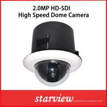 1080P 20X Sdi WDR PTZ Cámara de vigilancia CCTV CCTV