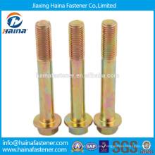 China proveedor DIN6921 perno de brida hexagonal