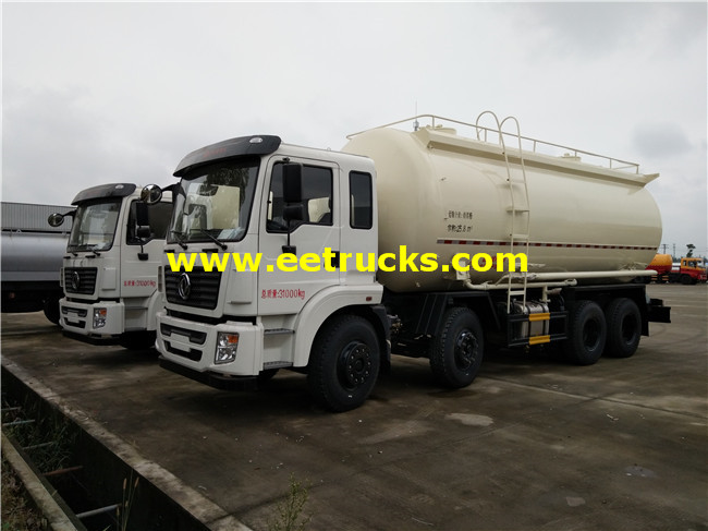 Dry Powder Transport Tanker