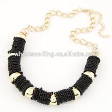 2014 Latest design American style bulk bubblegum beads chunky necklace