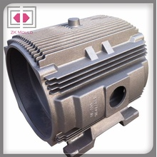 Motor Mecânico Fundição em Alumínio Fundido