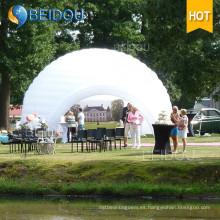 Acontecimientos Fiesta Decoración de Boda Gran Dome Grown Tiendas Inflables Exhibition Party Tent