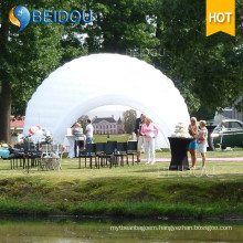 Events Party Wedding Decoration Large Dome Grown Tents Inflatable Exhibition Party Tent