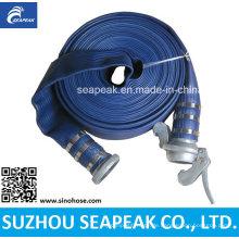 Heavy PVC Layflat Schlauch für Minen