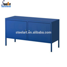 Colorful steel tv cabinet new model tv stand