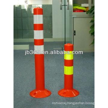 flexible PU spring warning post/Spring column