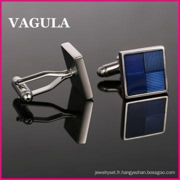 VAGULA qualité Super émail chemises manchette (HL10200)