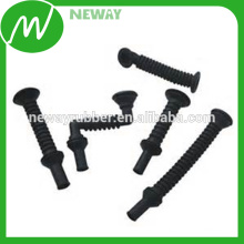 OEM Nonstandard Molding Rubber Material Bellows Tube
