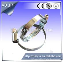 zinc-plated hose clip