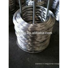 fil inox 316 pour la fabrication de câbles en acier