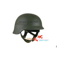 Us Pasgt-M88 Пуленепробиваемый шлем / стальной баллистический военный шлем / чистый цвет