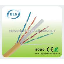 Cable cat6 utp estándar para cableado de red