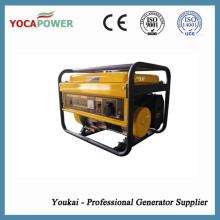 3kw pequeño generador portable de la gasolina para el uso casero