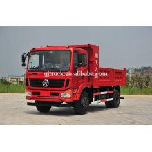 Dayun marca 4X2 drive dump truck para 6-20 metros cúbicos