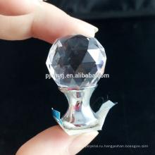 Высокое Качество Различных Цветов Кристалл Алмаза Дверные Ручки